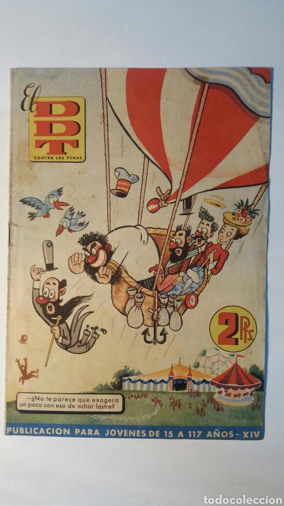 EL DDT (Tebeos y Comics - Bruguera - DDT)