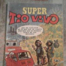 Tebeos: SUPER TIO VIVO - NÚMERO EXTRA - AÑO 1980. Lote 101761415