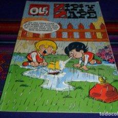 Tebeos: OLÉ Nº 390 ZIPI Y ZAPE. EDICIONES B 1991. BUEN ESTADO Y RARO.. Lote 101789131