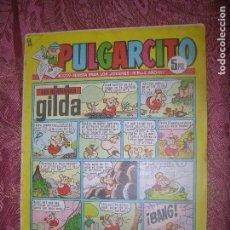 Tebeos: (F.1) REVISTA JUVENIL PULGARCITO .. LAS HERMANAS GILDA.. Nº 1759 AÑO 1970. Lote 101893559