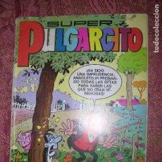 Tebeos: (F.1) REVISTA JUVENIL SUPER PULGARCITO AÑO 1974. Lote 101900003