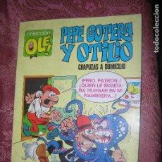 Tebeos: (F.1) PEPE GOTERA Y OTILIO..CHAPUZAS A DOMICILIO.. EDIT. BRUGUERA 1977. Lote 101906659