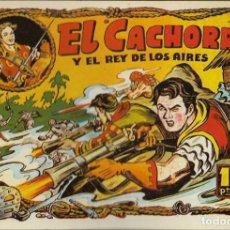 Tebeos: EL CACHORRO Y EL REY DE LOS AIRES - T. 2. Lote 101999331