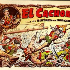 Tebeos: EL CACHORRO Y LOS BUITRES DEL MAR CARIBE- T. 1. Lote 101999479