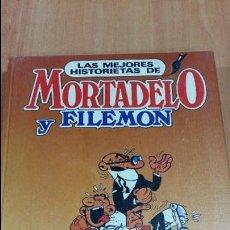 Tebeos: COLECCION LAS MEJORES HISTORIETAS DE MORTADELOS Y FILEMON. TOMO 3. NAUTA. W. Lote 143244186