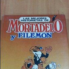Tebeos: COLECCION LAS MEJORES HISTORIETAS DE MORTADELOS Y FILEMON. TOMO 1. NAUTA. W. Lote 102083295