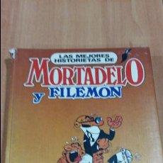 Tebeos: COLECCION LAS MEJORES HISTORIETAS DE MORTADELOS Y FILEMON. TOMO 5. NAUTA. W. Lote 102083383
