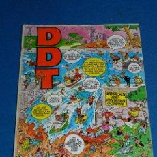 Tebeos: (M6) DDT EXTRA DE VERANO 1971 , EDT BRUGUERA , SEÑALES DE USO. Lote 102358275