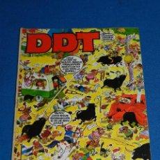 Tebeos: (M6) DDT EXTRA DE VERANO 1970 , EDT BRUGUERA , SEÑALES DE USO. Lote 102358343
