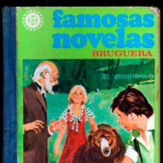 Tebeos: FAMOSAS NOVELAS. TOMO XI (11). 2ª EDICION. 1981. BRUGUERA. Lote 102405339