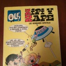 Tebeos: ZIPI Y ZAPE N'48 AÑO 1971(SIN EDICIÓN) MUY DIFÍCIL. Lote 102467247