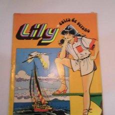 Tebeos: LILY EXTRA DE VERANO 1981 - ED BRUGUERA- 1981. Lote 102564528