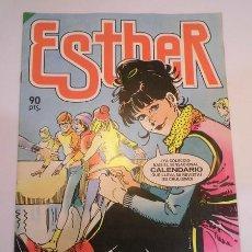 Tebeos: ESTHER NUM 58 - CONTIENE POSTER RICHARD GERE - ED BRUGUERA- 1983. Lote 102564948