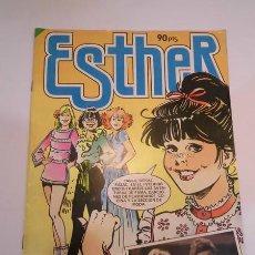 Tebeos: ESTHER NUM 59 - CONTIENE POSTER JOHN TRAVOLTA - ED BRUGUERA- 1983. Lote 102564952