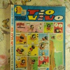 Tebeos: TEBEO - COMIC - TIO VIVO - AÑO XIII - Nº 493 - BRUGUERA -. Lote 102696411