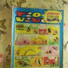 Tebeos: TEBEO - COMIC - TIO VIVO - AÑO XII - Nº 507 - BRUGUERA -. Lote 102696515