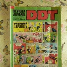 Tebeos: TEBEO - COMIC - DDT - AÑO XX - ÉPOCA III - Nº 188 - BRUGUERA -. Lote 102698347