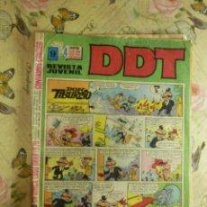 Tebeos: TEBEO - COMIC - DDT - AÑO XVIII - ÉPOCA III - Nº 86 - BRUGUERA -. Lote 102698547