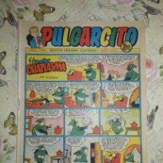 Tebeos: TEBEO - COMIC - PULGARCITO - AÑO XXXV - Nº 1288 - BRUGUERA - LAS AVENTURAS DEL INSPECTOR DAN. Lote 102704583