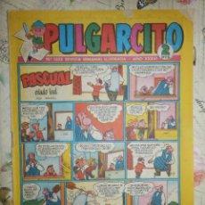 Tebeos: TEBEO - COMIC - PULGARCITO - AÑO XXXVIII - Nº 1332 - BRUGUERA - INSPECTOR DAN Y EL CAPITAN TRUENO . Lote 102717095