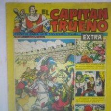 Tebeos: EL CAPITAN TRUENO EXTRA-Nº 103 -FUENTES MAN-JOSÉ DUARTE-FCO.ORTEGA-1962-CORRECTO ESTADO-DIFÍCIL-0006. Lote 147481741