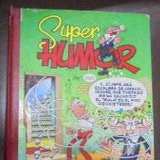 Tebeos: SUPER HUMOR. Nº 24. MORTADELO. 2º EDICION. 1998. Lote 114307234