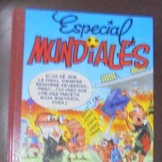 Tebeos: SUPER HUMOR. Nº 9. MORTADELO Y FILEMON. ESPECIAL MUNDIALES. 7º EDICION. 2005. Lote 103028491