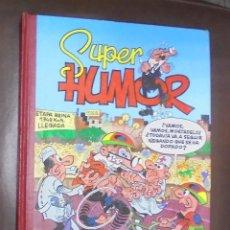 Tebeos: SUPER HUMOR. Nº 33. MORTADELO. 1º EDICION. 2000. Lote 103034363