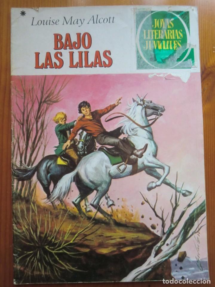 CÓMIC BAJO LAS LILAS (1978) LOUISE MAY ALCOTT. JOYAS LITERARIAS ILUSTRADAS Nº 169 EDITORIAL BRUGUERA (Tebeos y Comics - Bruguera - Joyas Literarias)