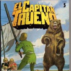 Tebeos: Nº 5 EL CAPITAN TRUENO. SELECCIÓN DE EDICIONES HISTORICAS. EDICIONES B 1987. Lote 103143339