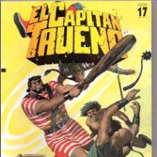 Tebeos: Nº 17 EL CAPITAN TRUENO. SELECCIÓN DE EDICIONES HISTORICAS. EDICIONES B 1987. Lote 103143703