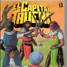 Tebeos: Nº 13 EL CAPITAN TRUENO. SELECCIÓN DE EDICIONES HISTORICAS. EDICIONES B 1987. Lote 103144135