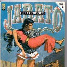 Tebeos: Nº 5 EL JABATO. SELECCIÓN DE EDICIONES HISTORICAS. EDICIONES B 1987. Lote 103144463
