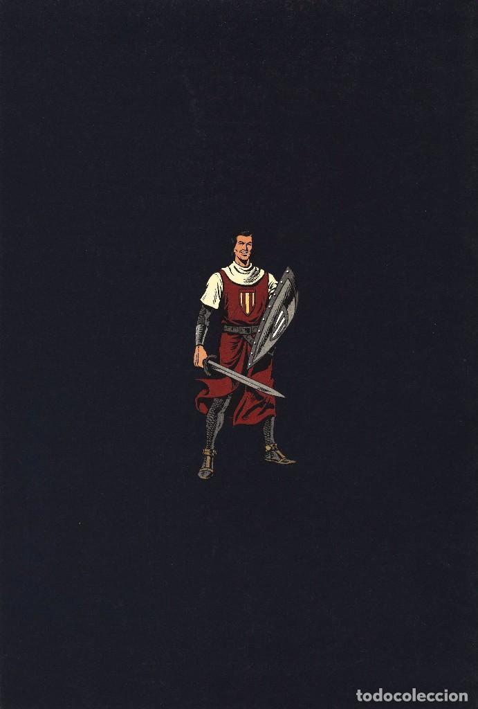 Tebeos: EL CAPITAN TRUENO - GODOFREDO EL TIRANUELO - EN PERFECTO ESTADO - TAPAS SEMIDURAS - Foto 2 - 103149411