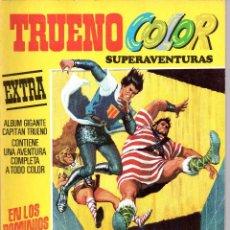 Tebeos: Nº 10 TRUENO COLOR. EDITORIAL BRUGUERA. Lote 103175635