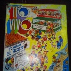 Tebeos: TIO VIVO -EXTRA DE VERANO 1972. Lote 103313975