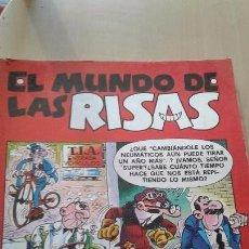 Tebeos: EL MUNDO DE LAS RISAS Nº 1-COMIC BRUGUERA. Lote 103389579