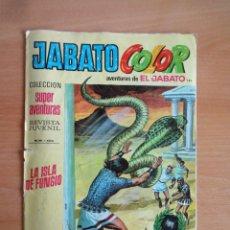 Tebeos: BRUGUERA. JABATO COLOR. AVENTURAS DE EL JABATO. NUM. 141 (1A EPOCA, 1972). Lote 103433299