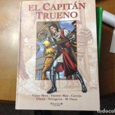 Tebeos: EL CAPITÁN TRUENO- COLOR- Nº 6- VÍCTOR MORA. Lote 103435451