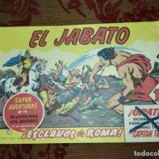 Tebeos: EL JABATO, ¡ESCLAVOS DE ROMA! Nº1 BRUGUERA. Lote 103447295