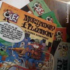 Tebeos: 5 NÚMEROS DE MORTADELO Y FILEMON EDICIONES B AÑOS 2003. Lote 103504679