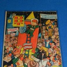 Tebeos: (M6) DDT ALMANAQUE 1955 , EDT BRUGUERA , SEÑALES DE USO. Lote 103568499