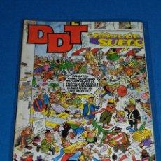 Tebeos: (M6) DDT ALMANAQUE 1970 , EDT BRUGUERA , SEÑALES DE USO. Lote 103569175