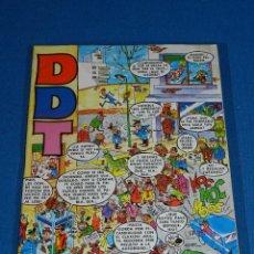 Tebeos: (M6) DDT ALMANAQUE 1960 , EDT BRUGUERA , POCAS SEÑALES DE USO. Lote 103569259