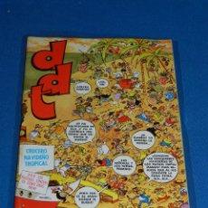 Tebeos: (M6) DDT ALMANAQUE 1973 , EDT BRUGUERA , POCAS SEÑALES DE USO. Lote 103569295