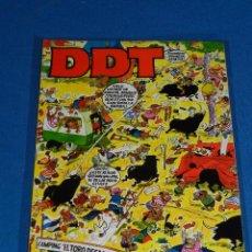 Tebeos: (M6) DDT EXTRA DE VERANO 1970 , EDT BRUGUERA, POCAS SEÑALES DE USO. Lote 103572099