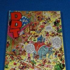 Tebeos: (M6) DDT EXTRA DE PRIMAVERA 1971 , EDT BRUGUERA, POCAS SEÑALES DE USO. Lote 103572163
