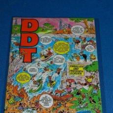 Tebeos: (M6) DDT EXTRA DE VERANO 1971 , EDT BRUGUERA, POCAS SEÑALES DE USO. Lote 103572215