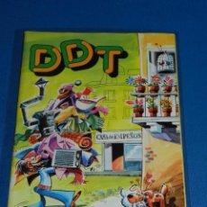 Tebeos: (M6) DDT EXTRA DE PRIMAVERA 1974 , EDT BRUGUERA, POCAS SEÑALES DE USO. Lote 103572507