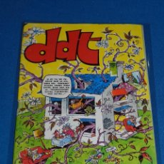 Tebeos: (M6) DDT EXTRA DE PRIMAVERA 1975 , EDT BRUGUERA, SEÑALES DE USO. Lote 103572707